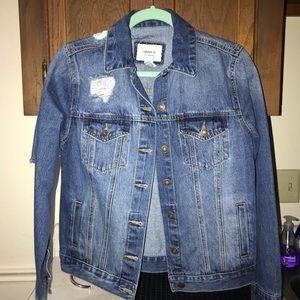 Jean jacket ~ Forever 21